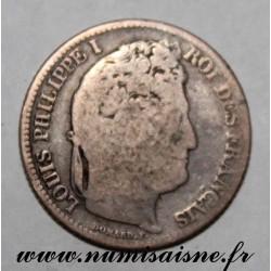 FRANCE - KM 748 - 1 FRANC 1832 A - Paris - TYPE LOUIS PHILIPPE 1st