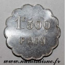 FRANCE - 88 - THAON - 1.5 kg PAIN - FRAPPE MÉDAILLE