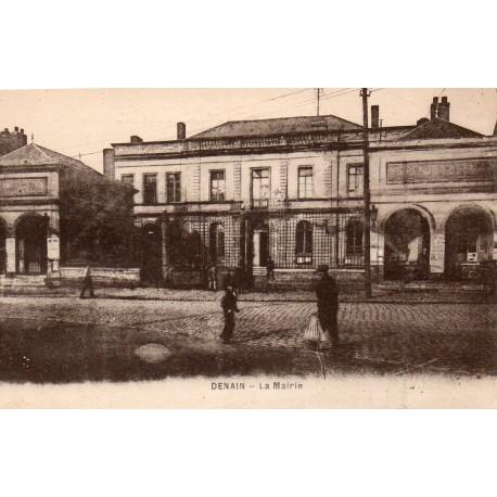 County 59220 - DENAIN - THE TOWN HALL
