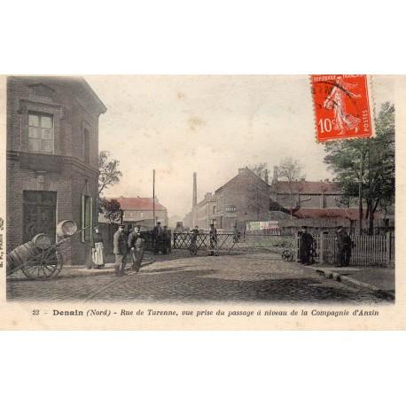 County 59220 - DENAIN - TURENNE STREET