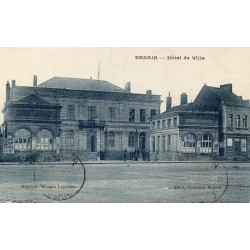 County 59220 - DENAIN - Town hall