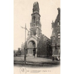 County 59110 - LE NORD - LA MADELEINE - THE CHURCH