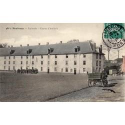 County 59600 - LE NORD - MAUBEUGE - ESPLANADE - ARTILLERIE BARRACKS