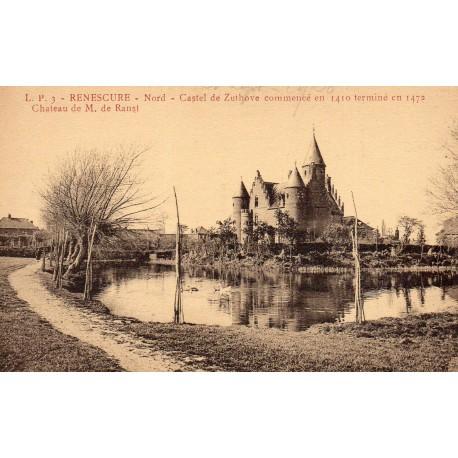 County 59173 - LE NORD - RENESCURE - ZUTHOVE CASTLE