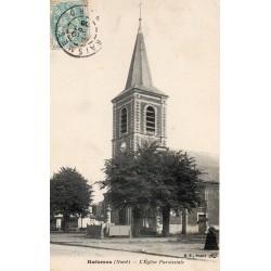 County 59590 - LE NORD - RAISMES - THE PARISH CHURCH