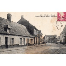 County 59194 - LE NORD - RACHES - NATIONAL ROAD TO DOUAI