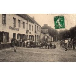 County 59590 - LE NORD - RAISMES - AUBRY STREET