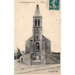 County 59360 - LE NORD - SAINT-BENIN - THE CHURCH