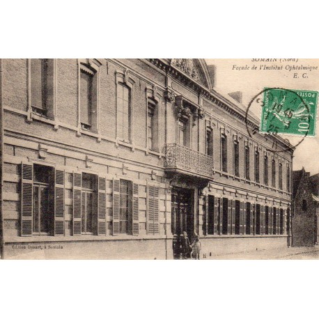 County 59490 - LE NORD - SOMAIN - THE OPHTHALMIC INSTITUTE