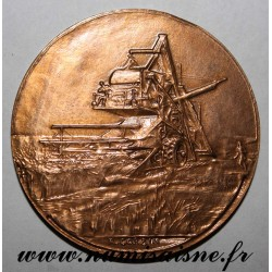 MEDAL - AGRICULTURE - By R. Corbin