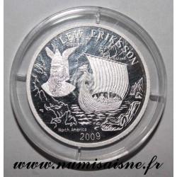 CORÉE DU NORD - KM 1215 - 350 WON 2009 - LEIF ERIKSSON