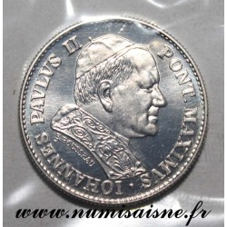 FRANCE - MEDAL - POPE - JOHN PAUL II - 1980