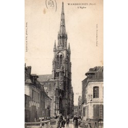 County 59300 - LE NORD - VALENCIENNES - THE CHURCH