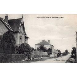 County 60220 - OISE - ABANCOURT - MOLIENS ROAD