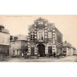 County 60120 - OISE - ANSAUVILLERS - THE TOWN HALL