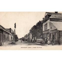 County 60220 - OISE - ABANCOURT - AUMALE ROAD