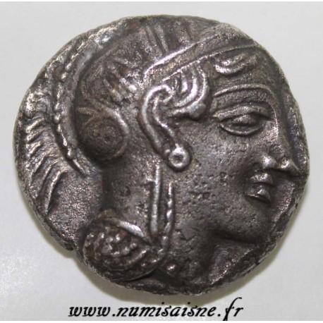 ANCIENT GREECE - ATTIQUE 430-420 AC - ATHENS - TETRADRACHM