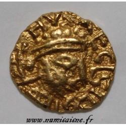 MEROVINGIAN - 57 - METZ - TRIENS - GOLD