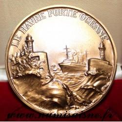 County 76 - LE HAVRE - OCEAN DOOR - 1983 - Par A. Saladin