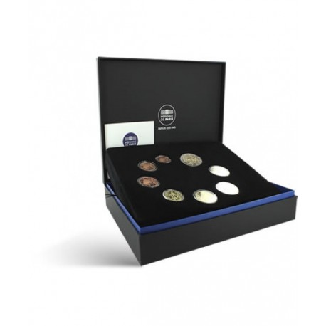 FRANCE - PROOF COIN SET 2018 - 8 Coins ( 3.88 euros )