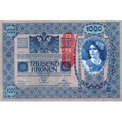 AUSTRIA - PICK 59 - 1000 KRONEN - 02/01/1902