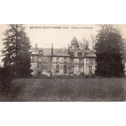 County 60510 - OISE - BETHISY-SAINT-PIERRE - Douye Castle