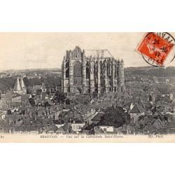 County 60000 - OISE - BEAUVAIS - VIEW OF ST. PIERRE CATHEDRAL
