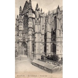 County 60000 - OISE - BEAUVAIS - THE CATHEDRALE - SOUTH PORTAL