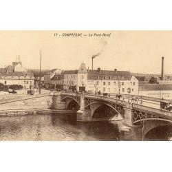 County 60200 - OISE - COMPIEGNE - LE PONT-NEUF