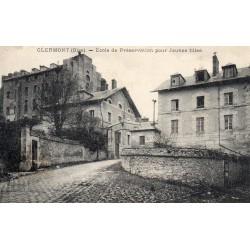 60600 - OISE - CLERMONT - ECOLE DE PRESERVATION DE JEUNES FILLES