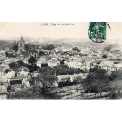 County 60100 - OISE - CREIL - GENERAL VIEW