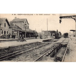 County 60800 - OISE - CREPY-EN-VALOIS - THE STATION