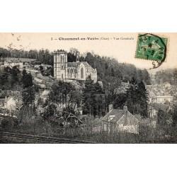 60240 - OISE - CHAUMONT-EN-VEXIN - VUE GENERALE