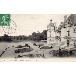 County 60500 - OISE - CHANTILLY - GARDEN OF THE VOLIERE