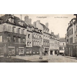 County 60200 - OISE - COMPIEGNE - The place of the exchange