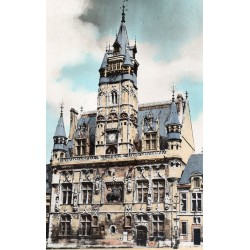 County 60200 - OISE - COMPIEGNE - THE TOWN HALL