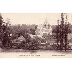 County 60350 - OISE - CUISE-LA-MOTTE - Church