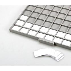 Cartons d'annotation pour plateau tiroir Béba