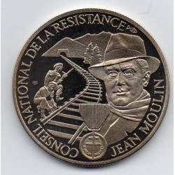 FRANCE - MEDAL - SECOND WORLD WAR 1939-1945 - JEAN MOULIN