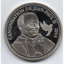 VATICAN - MEDAL - CANONIZATION OF JOHN PAUL II - 2014