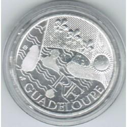 EUROS DES REGIONS - 10 EURO GUADELOUPE 2010 - SILVER