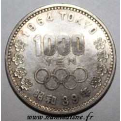 JAPAN - Y 82 - 1,000 YEN 1964 - OLYMPIC GAMES