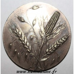 Uniface agricultural medal