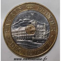 MONACO - KM 165 - 20 FRANCS 1992 - RAINIER III
