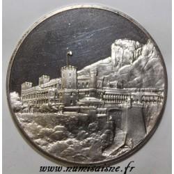 MONACO - RAINIER III - PRINCELY PALACE - AN XXV