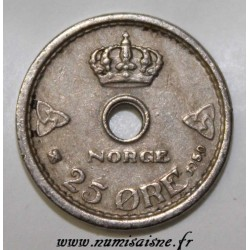 NORVEGE - KM 384 - 25 ORE 1950 - HAAKON VII