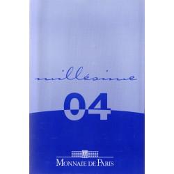 FRANCE - COFFRET BELLE EPREUVE EURO 2004