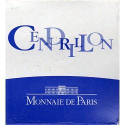 FRANCE - KM 1841 - CHILDREN'S TALES - CINDERELLA - 1 ½ EURO 2002 - MONNAIE DE PARIS