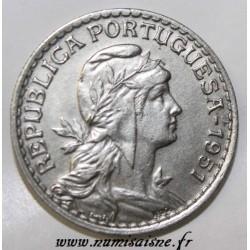 PORTUGAL - KM 578 - 1 ESCUDO - 1951