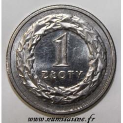 POLAND - Y 282 - 1 ZLOTYCH 1991